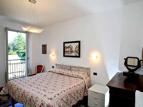 Bilder von Lake Como Apartment Plaza_Bellagio_40_Doppelbett-Schlafzimmer