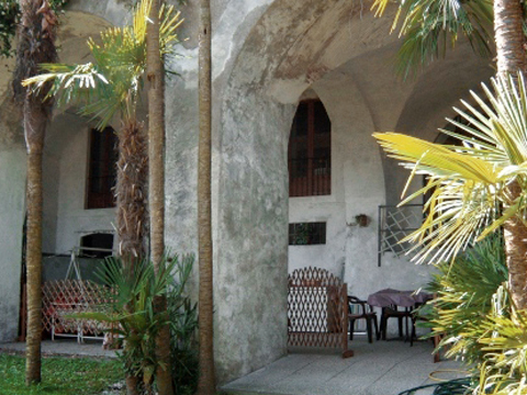 Bilder von Lake Maggiore Appartement Portici_576_Stresa_11_Terrasse