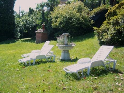 Bilder von Lago Maggiore Ferienwohnung Portici_576_Stresa_20_Garten