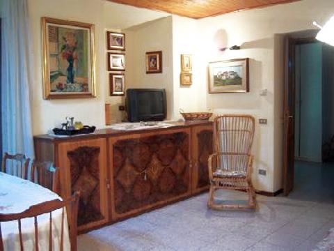 Bilder von Lago Maggiore Ferienwohnung Portici_576_Stresa_31_Wohnraum