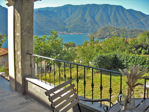 Bilder von Lago di Como Rustico Pradera_Mezzegra_25_Panorama