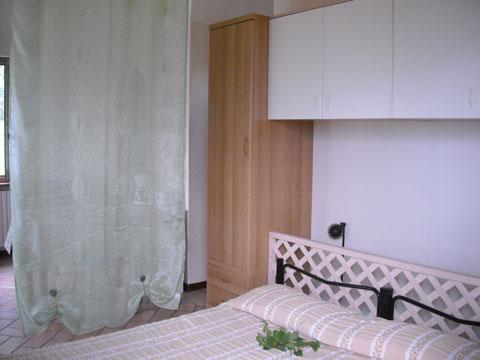 Bilder von Comer See Rustico Pradera_Mezzegra_40_Doppelbett-Schlafzimmer