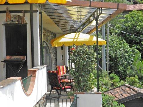 Bilder von Lac de Côme Appartement Prosecco_Gravedona_11_Terrasse