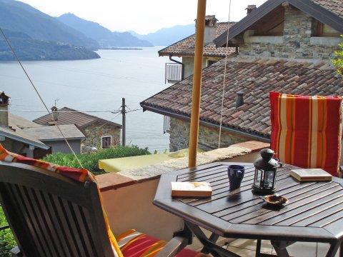 Bilder von Comer See Ferienwohnung Prosecco_Gravedona_25_Panorama
