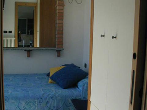 Bilder von Lago di Como Appartamento Prosecco_Gravedona_45_Schlafraum