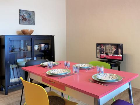 Bilder von Comer See Ferienwohnung Rayo_Pianello_del_Lario_31_Wohnraum