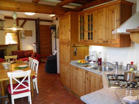 Bilder von Lake Como Apartment Ribolla_Gravedona_35_Kueche