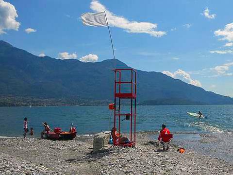 Bilder von Comer See Ferienwohnung Riva_Sole_Gera_Lario_65_Strand