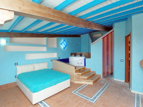 Bilder von Sicilia Costa Nord Villa Romantica_49__41_Doppelbett