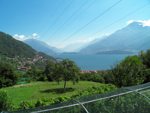 Bilder von Lake Como Apartment Ronco_Alborescia_25_Panorama