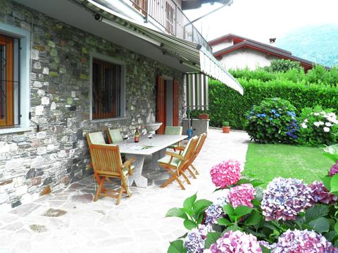 Bilder von Lake Como Apartment Ronco_Alborescia_55_Haus
