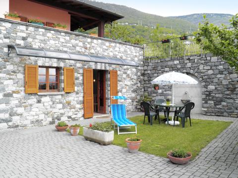 Bilder von Comer See Ferienwohnung Rosanna_Gera_Lario_55_Haus
