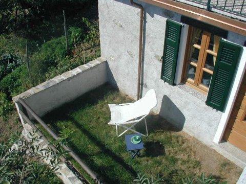 Bilder von Comer See Ferienhaus Rosato_Gravedona_20_Garten
