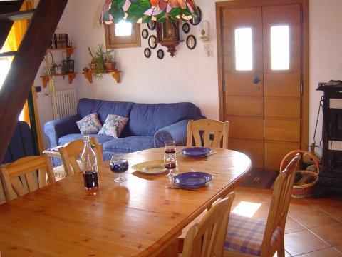 Bilder von Comer See Ferienhaus Rosato_Gravedona_30_Wohnraum