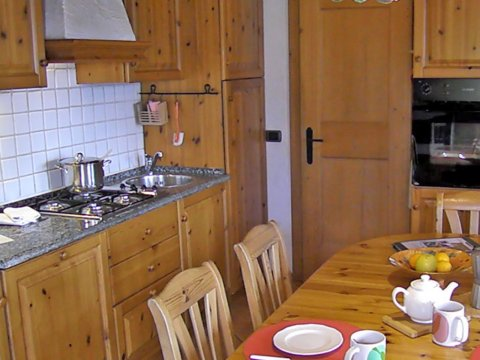 Bilder von Lake Como Holiday home Rosato_Gravedona_36_Kueche
