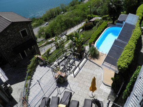 Bilder Holiday home Rosato_Gravedona_60_Landschaft Lake Como / Lombardy