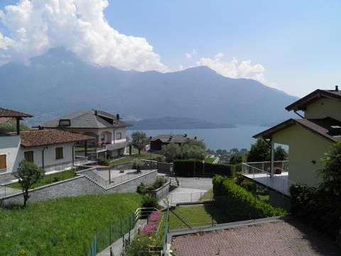 Bilder von Comer See Ferienwohnung Rosi_Vercana_25_Panorama