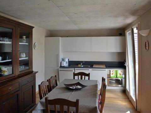 Bilder von Comer See Rustico / Natursteinhaus Rosina_Gravedona_35_Kueche