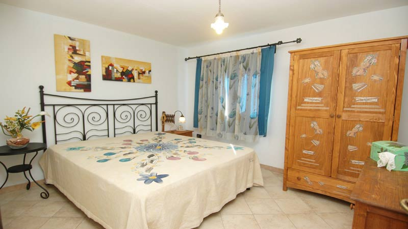 Bilder von Sicile North Coast  Rosita_Castellammare_del_Golfo_40_DoppelbettSchlafzimmer