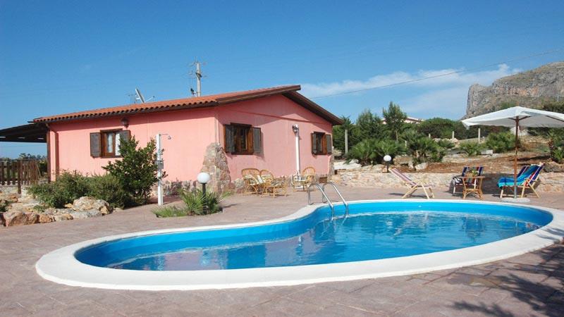 Bilder von Sicile North Coast  Rosita_Castellammare_del_Golfo_55_Haus