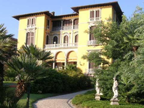 Bilder von Lago Maggiore Ferienwohnung Rusconi_Duett_2260_Verbania_55_Haus