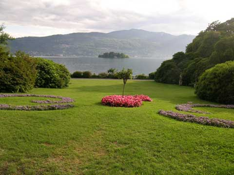 Bilder von Lake Maggiore Appartement Rusconi_Quartett_2266_Verbania_21_Garten