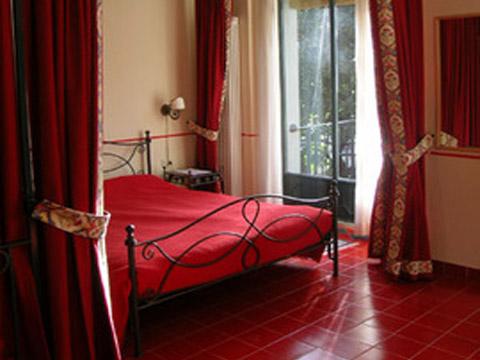 Bilder von Lago Maggiore  Rusconi_Trio_2265_Verbania_40_Doppelbett-Schlafzimmer