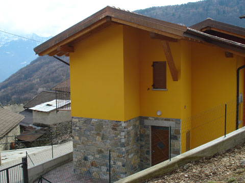 Rustico Endreihenhaus