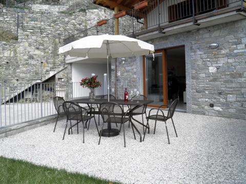 Bilder von Lac de Côme Appartement Sandra_Gravedona_55_Haus