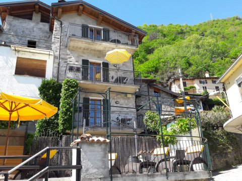 Bilder Apartment Sangiovese_Gravedona_51_Bad Lake Como / Lombardy