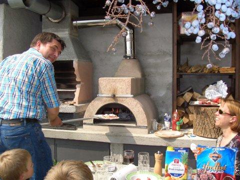 Bilder von Comer See Ferienwohnung Trebbiano_Gravedona_20_Garten