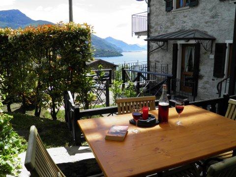 Bilder von Comer See Ferienwohnung Trebbiano_Gravedona_25_Panorama