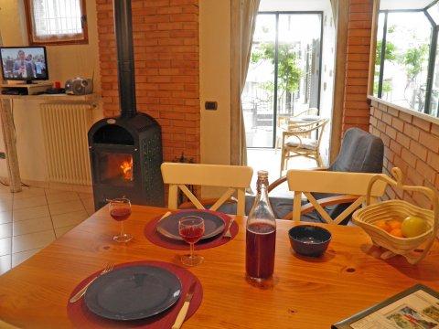 Bilder von Comer See Ferienwohnung Trebbiano_Gravedona_36_Kueche