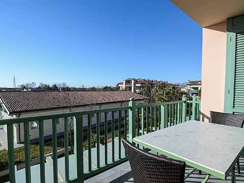 Bilder von Versilia Ferienwohnung Trilocale_terrazzo_Forte_dei_Marmi_10_Balkon