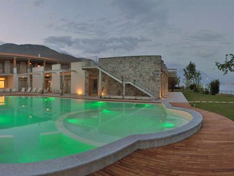 Bilder von Comer See Hotel Tullio_Gravedona_56_Haus