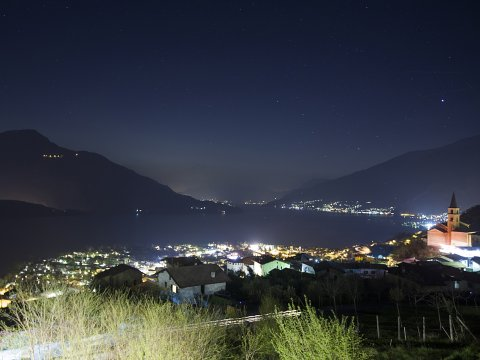 Bilder von Comer See Wellness Ferienwohnung Valarin_Palermo_Vercana_26_Panorama