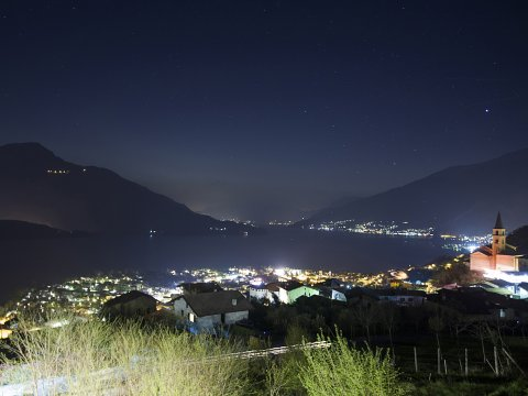 Bilder von Comer See Wellness Ferienwohnung Valarin_Verona_Vercana_26_Panorama