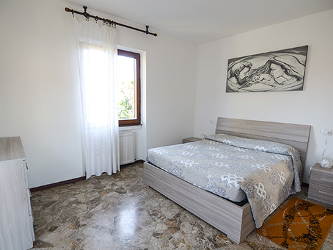 Bilder Apartment Valli_Bellagio_40_Doppelbett-Schlafzimmer Lake Como / Lombardy