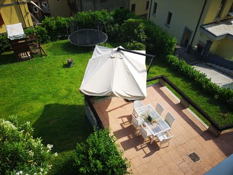 Bilder von Comer See Ferienwohnung Viki_Carlazzo_20_Garten