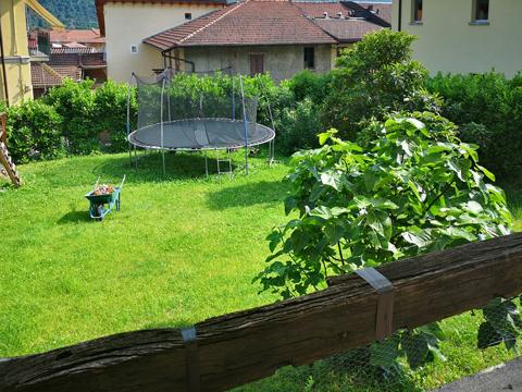 Bilder von Comer See Ferienwohnung Viki_Carlazzo_21_Garten