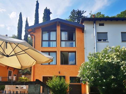 Bilder von Comer See Ferienwohnung Viki_Carlazzo_55_Haus