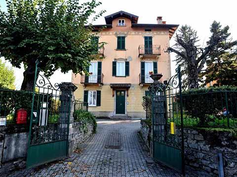 Bilder von Comer See Ferienwohnung Villa_800_Bellagio_55_Haus
