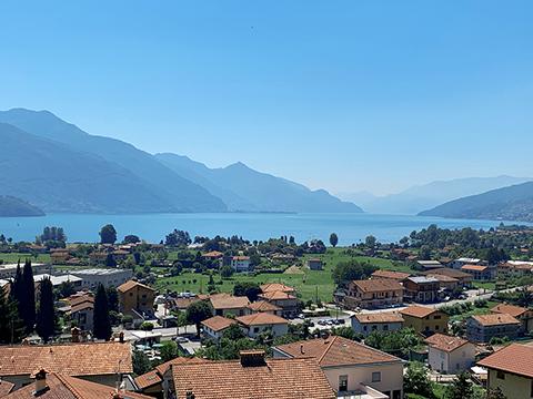 Bilder von Comer See Ferienwohnung Villa_Ago_Topazio_Gravedona_26_Panorama