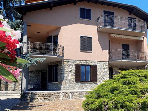 Bilder von Comer See Ferienwohnung Villa_Ago_Topazio_Gravedona_55_Haus