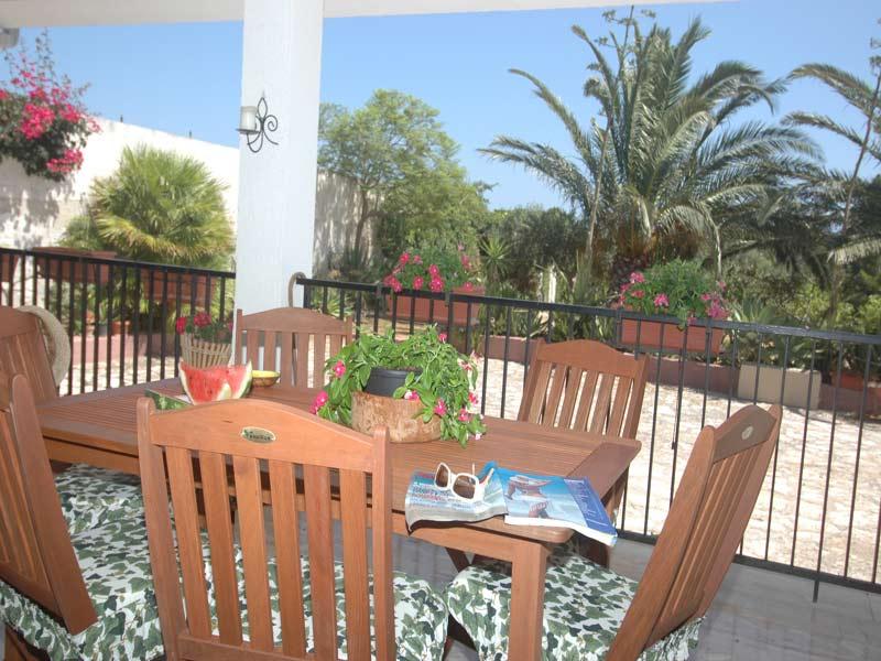 Bilder von Sicily North Coast Villa Villa_I_Faraglioni_Castellammare_del_Golfo_11_Terrasse