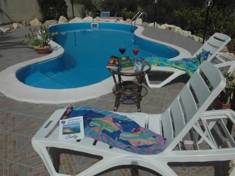Bilder von Sicily North Coast Villa Villa_I_Faraglioni_Castellammare_del_Golfo_15_Pool