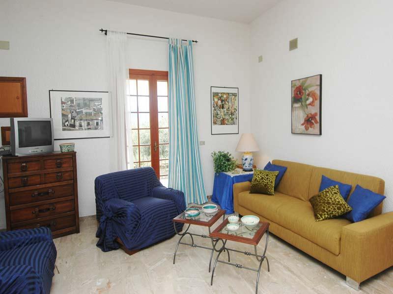 Bilder von Sicily North Coast Villa Villa_I_Faraglioni_Castellammare_del_Golfo_30_Wohnraum