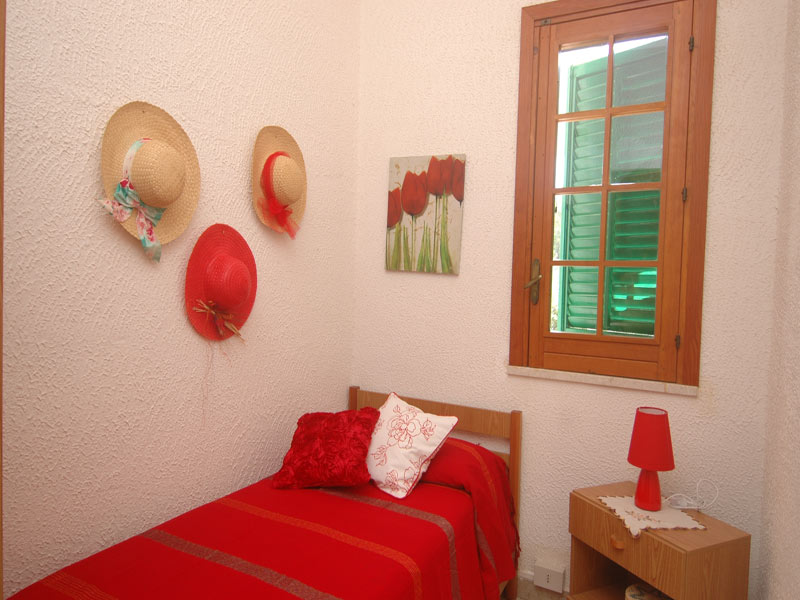 Bilder von Sicily North Coast Villa Villa_I_Faraglioni_Castellammare_del_Golfo_46_Schlafraum