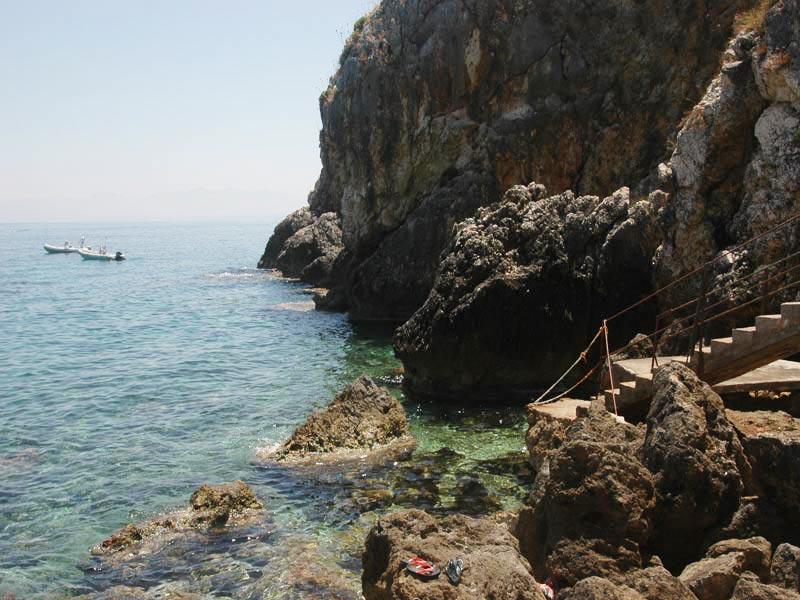 Bilder von Sicily North Coast Villa Villa_I_Faraglioni_Castellammare_del_Golfo_70_Plan