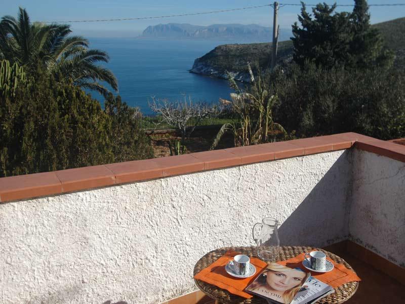 Bilder von Sizilien Nordküste Villa Villa_Valery_Castellammare_del_Golfo_25_Panorama